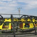 Důní lokomotiva LZH - testovací provoz